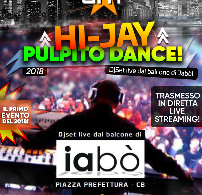 PULPITO DANCE IABO.